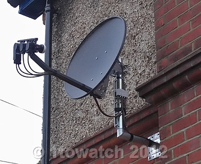 Satellite Dish Installations 1towatch Aerial And